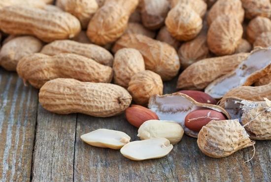 peanut benefits