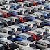 Desplome del 85% en las matriculaciones de vehículos