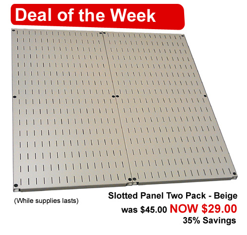 Pegboard On Sale