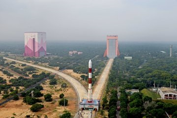 ISRO PSLV-C47 mission launch