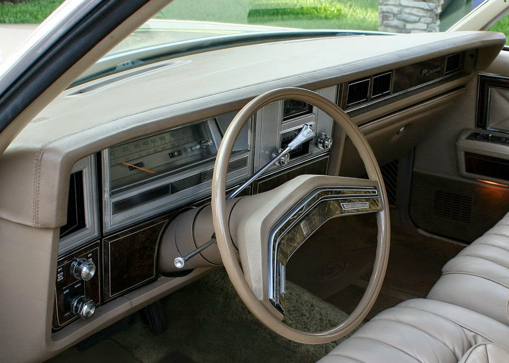 1978 Ford Truck >> All American Classic Cars: 1978 Lincoln Continental Town ...
