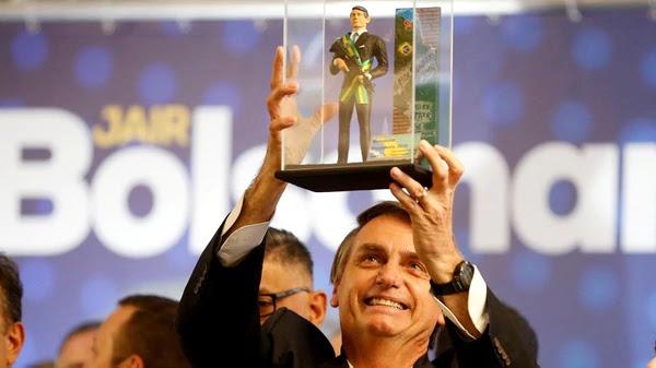 Jair Bolsonaro se perfila como el próximo presidente de Brasil luego de una era socialista / REUTERS