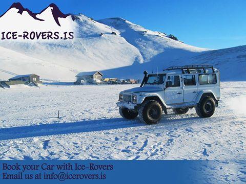 Ice Rovers