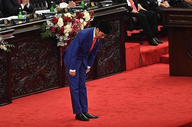 Korupsi Meningkat Dalam Dua Tahun Terakhir Era Jokowi Disebut Bukan Hal yang Mengherankan