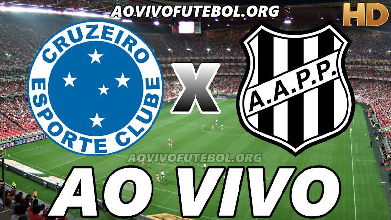 Assistir Cruzeiro vs Ponte Preta Ao Vivo HD