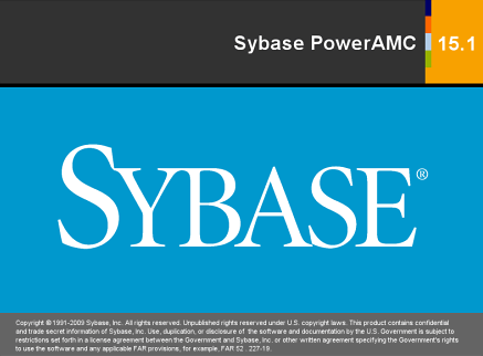 sybase poweramc 15.1 avec crack