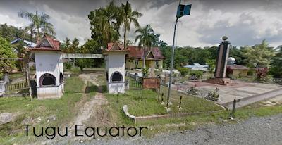 Tugu Equator Pelalawan