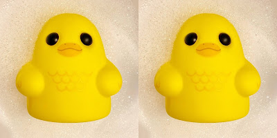 Tiny Ghost Rubber Ducky Edition Vinyl Figures by Reis O'Brien x Bimtoy x Bottleneck Gallery