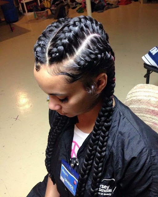 African Braided And Cornrow 2019