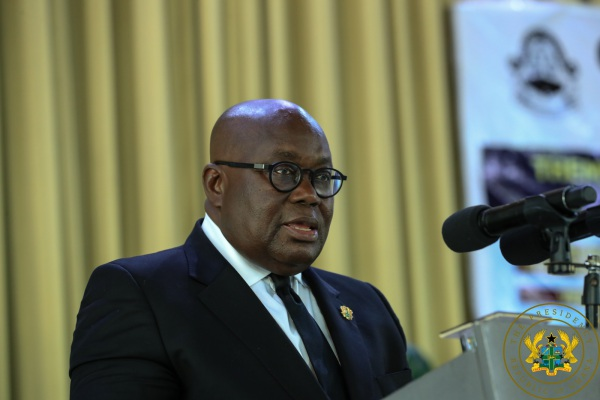 #Coronavirus: Akufo-Addo suspends all public gatherings