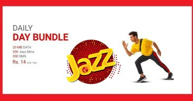 Jazz Daily Day Bundle Package