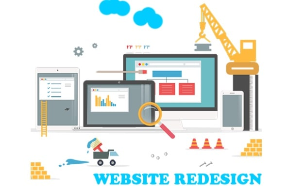 when to do a website redesign reasons web design update optimize business site