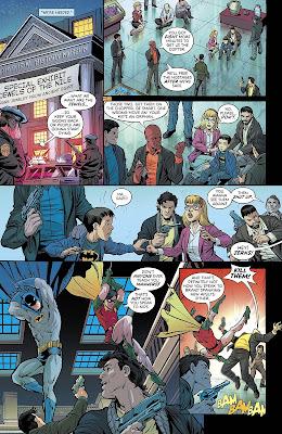 Review del cómic Robin: Especial 80 aniversario - ECC Ediciones
