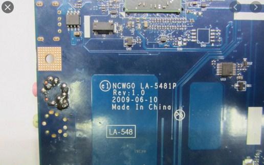 LA-5481P Acer 5517-5332-5532-5732 AMD Bios bin