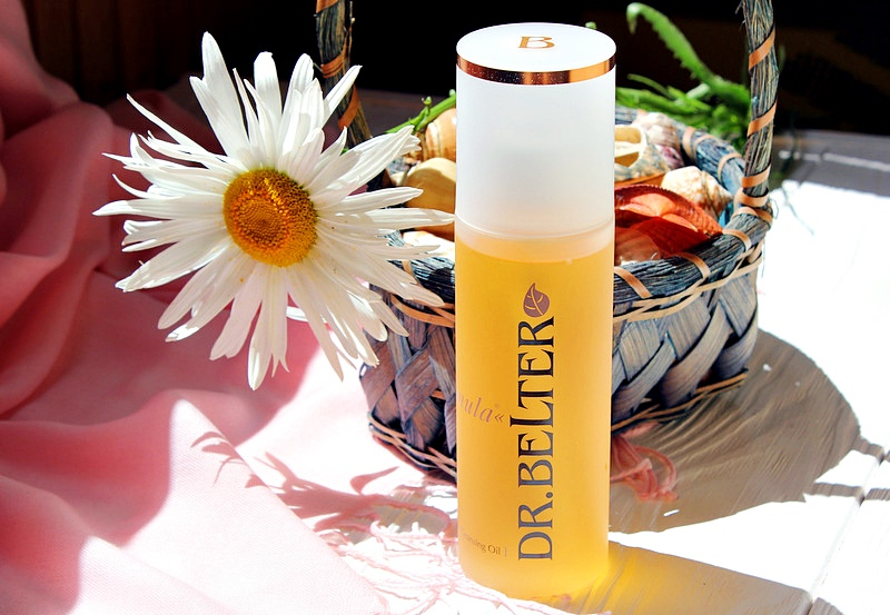 Гидрофильное очищающее масло Dr.Belter Stimula Nobless Cleansing Oil / обзор, отзывы