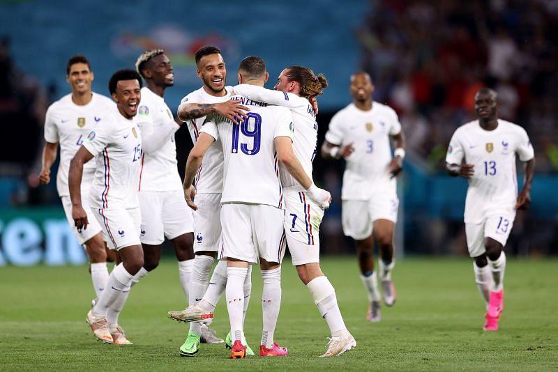 موعد مباراة فرنسا وسويسرا اليوم