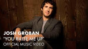 Josh Groban Terjemahan Lagu You Rise Me Up