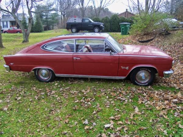 Original Rambler Marlin 1965 | Auto Restorationice