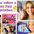 Comprinhas na Beauty Fair e SP