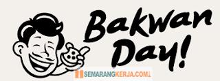Loker Staff outlet Bakwan day Semarang