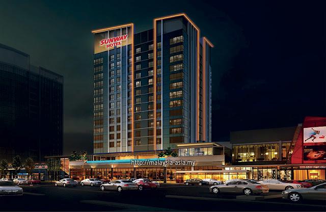 Johor Big Box Hotel