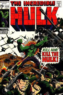 Incredible Hulk #120