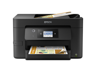 Epson WorkForce Pro WF-3825DWF Driver Download