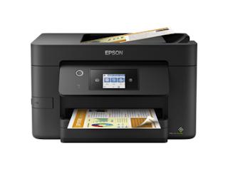 Epson WorkForce Pro WF-3825DWF Driver Download