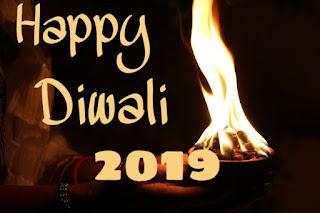 Wish You Happy Diwali 2019 Greeting Images