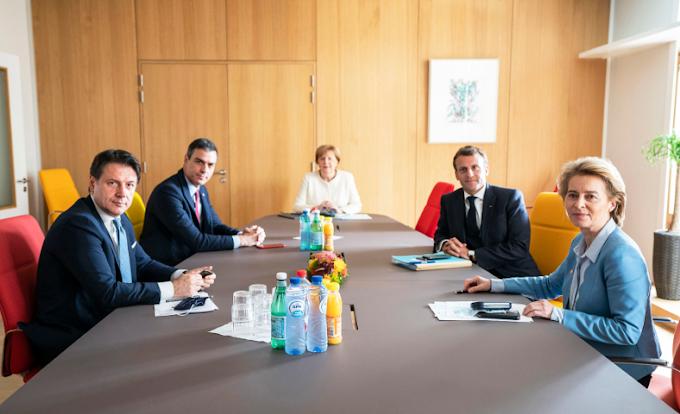 Ue: come prosegue la trattativa sul Recovery Fund