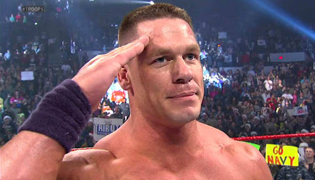 John Cena Royal Rumble 2016 Results
