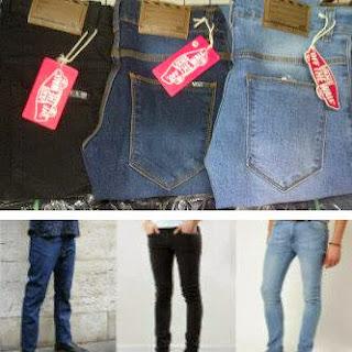 Vans Jeans Keren
