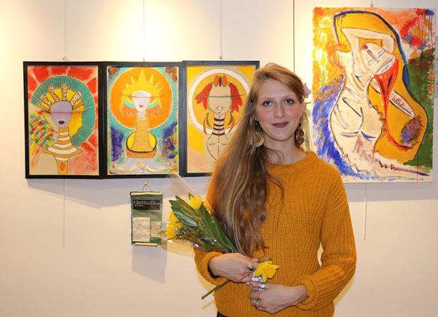 JA - Artiste peintre exposition Jannick Farrugia