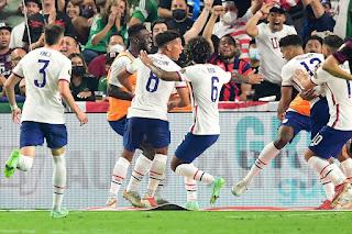 EUA vencem Copa de Ouro 2021