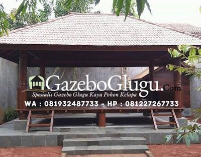 Gazebo Model Cafe