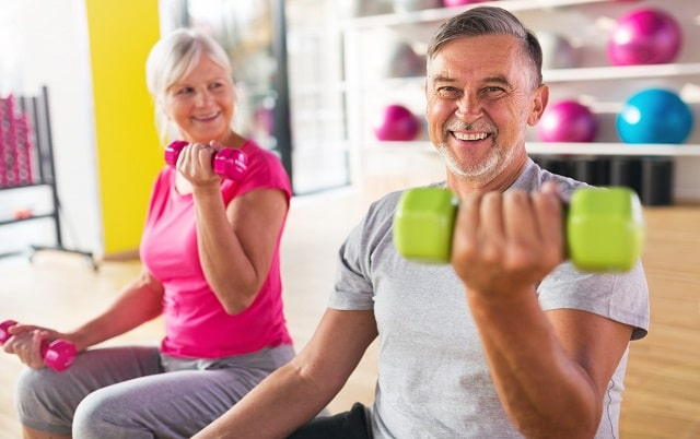 how older adults can start exercising senior workout routines