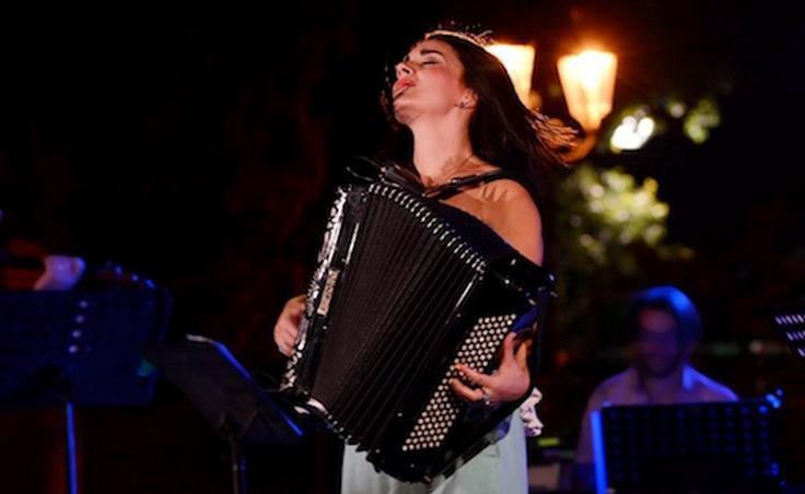 Ζωή Τηγανούρια: Συναυλίες Αυγούστου