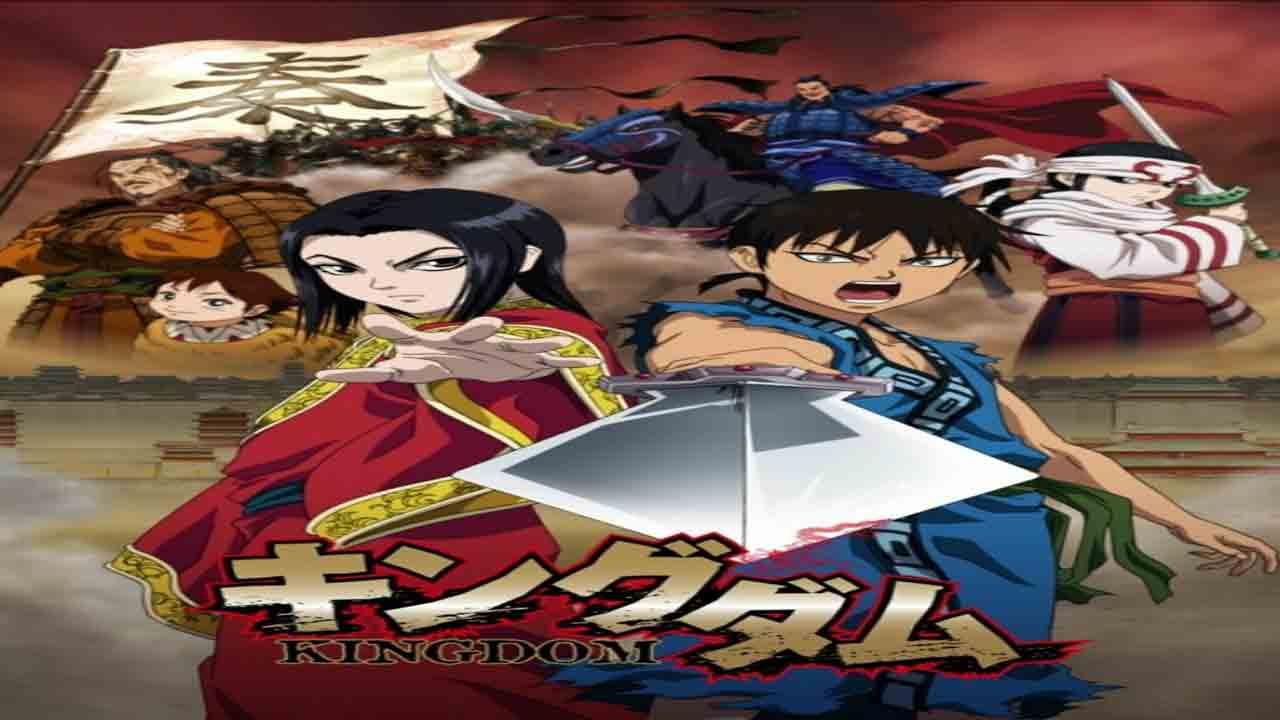 Kingdom Season 1 BD (Episode 01 - 38) Subtitle Indonesia