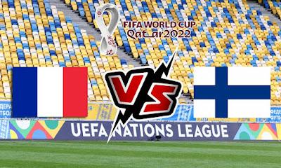 فرنسا و فنلندا بث مباشر