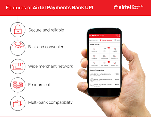 Airtel Payment Bank Offer: Invite Friends & Earn Rs.50/Referral