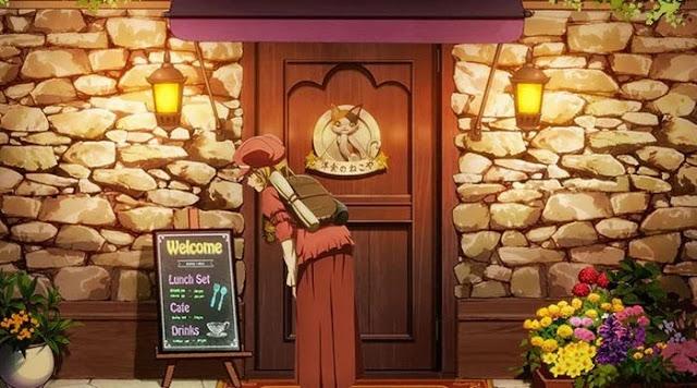 segunda temporada anime para Isekai Shokudo