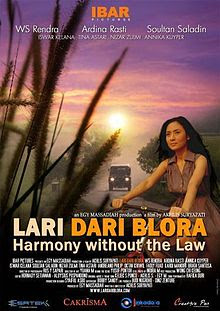 Download film Lari Dari Blora (2008) DVDRip Full Movie Gratis