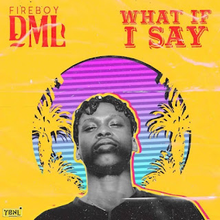 Lyrics : Fireboy DML - What if I Say