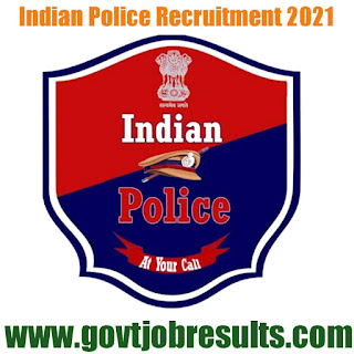 Latest Police recruitment