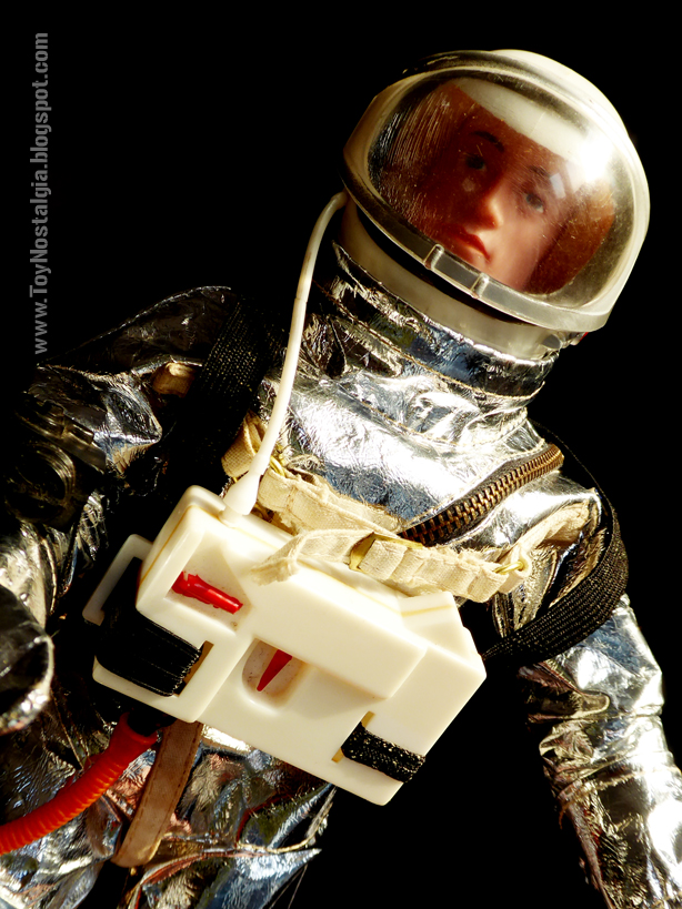 ACTIONMAN Astronauta (ACTION MAN ASTRONAUT  HASBRO-PALITOY)