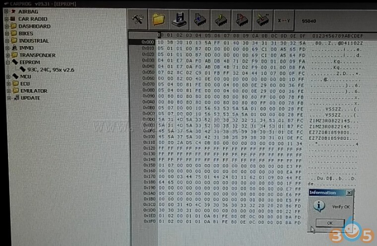 OBDII365 Technical Blog-Obdii365 com: VW Bosch ME7 5 IMMO