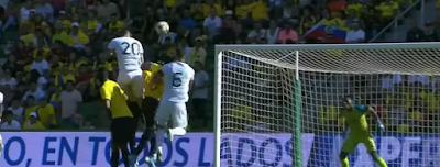 الأرجنتين تفوز على إكوادور 6-1 فى مباراة ودية