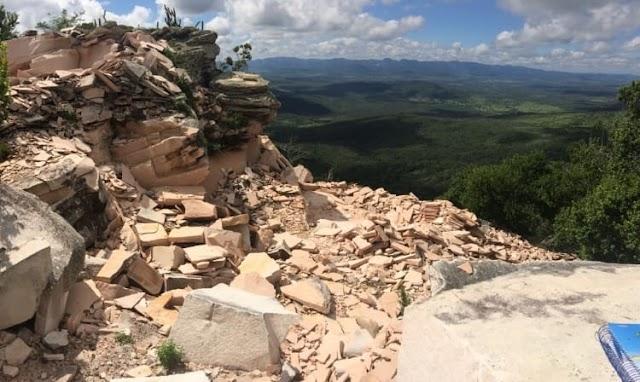 MP aciona Justiça para combater extração mineral na Serra do Tombador