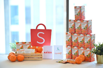 Emer-VitC+ ผลิตภัณฑ์วิตามินซีพลัสโพรไบโอติกส์น้องใหม่  ภายใต้แบรนด์สุขภาพ LIVELONG เปิดตัวสินค้าครั้งแรกแบบเอ็กซ์คลูซีฟบน Shopee