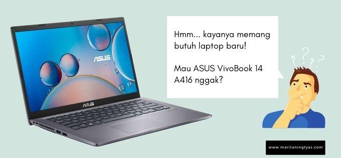 laptop asus baru